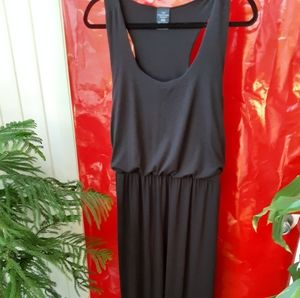 Faded Glory Black Dress